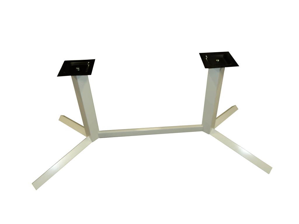 Custom Table Bases Northwest Metal Products - Conference table bases wood