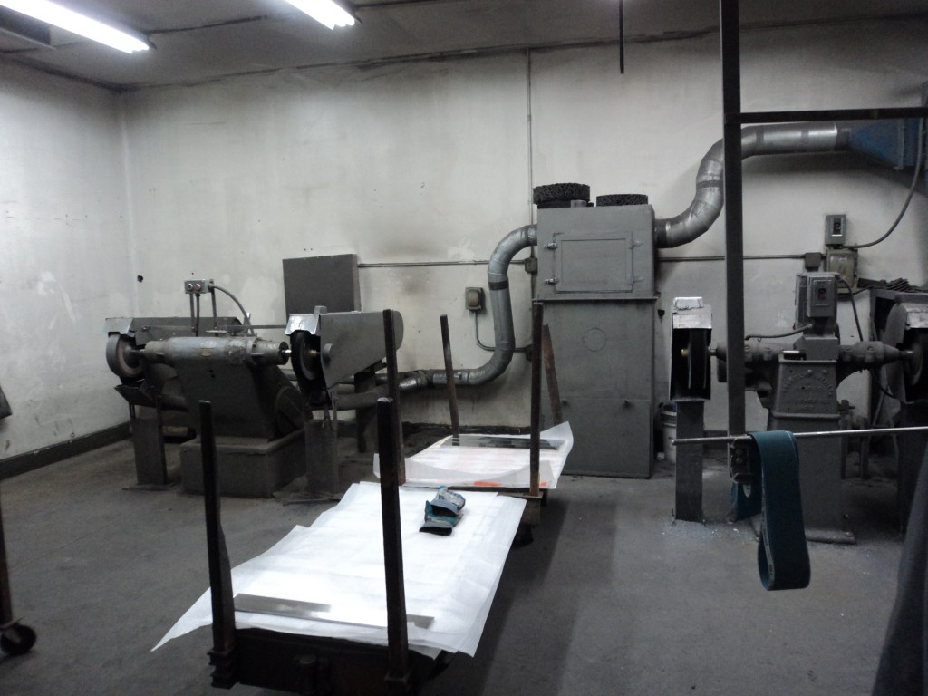 Old Polishing Room